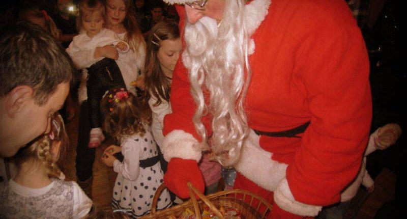 Spotkanie ze Świętym Mikołajem 2015